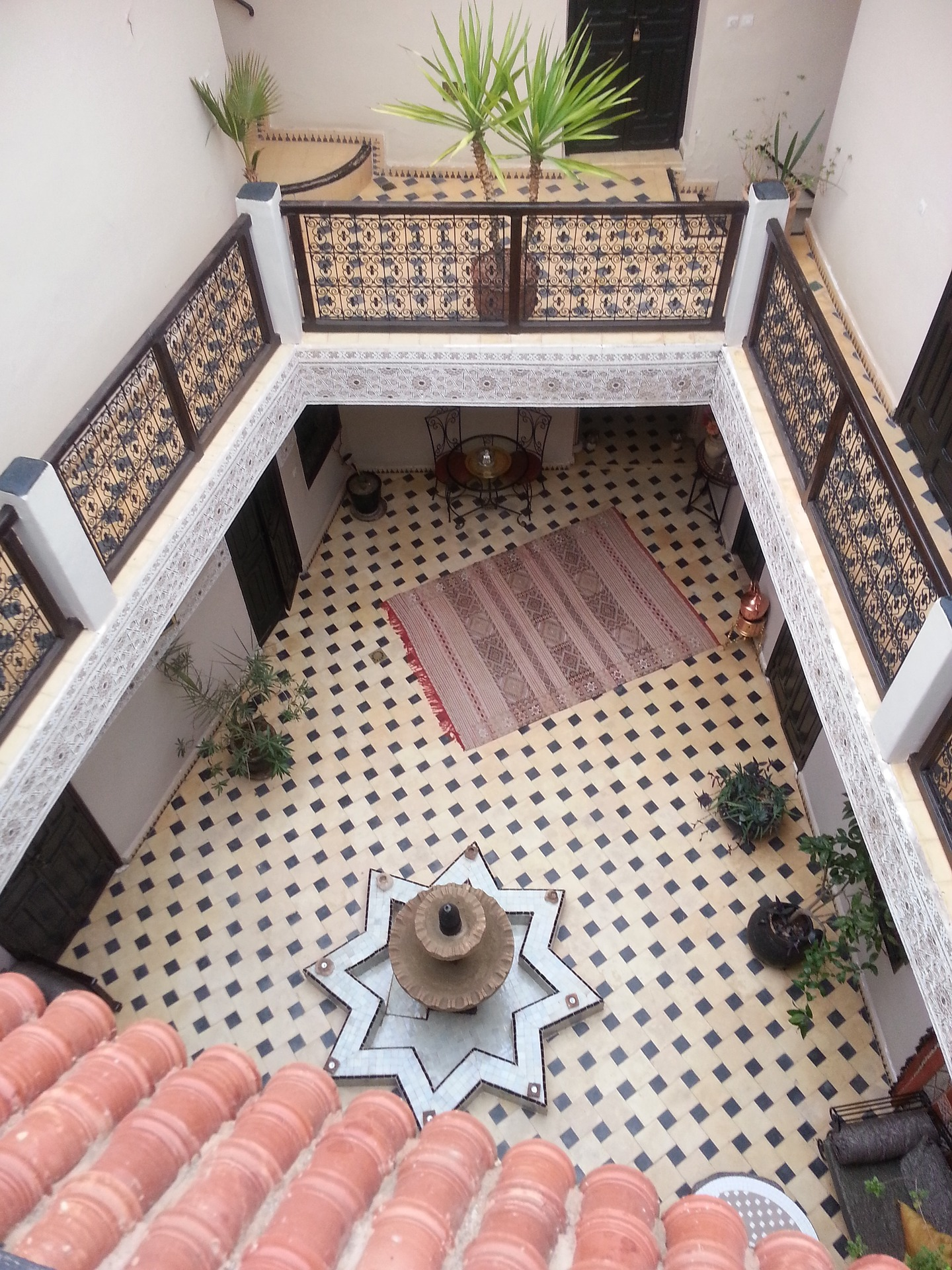 riad à marrakech
