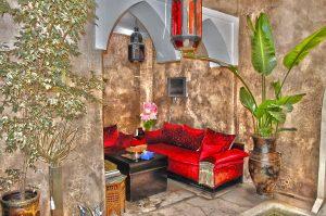 Riad pas cher à Marrakech