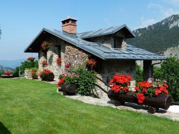maison clé en main à la campagne